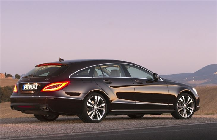 mercedes benz cls shooting brake 2012 road test road tests honest john. Black Bedroom Furniture Sets. Home Design Ideas