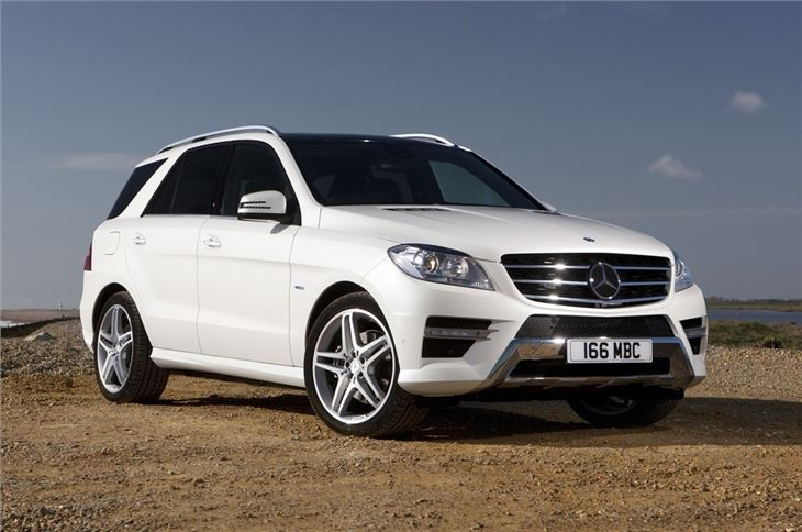Mercedes Ml Review