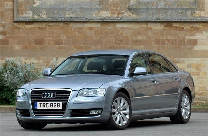 Audi A8 2003 Car Review Honest John