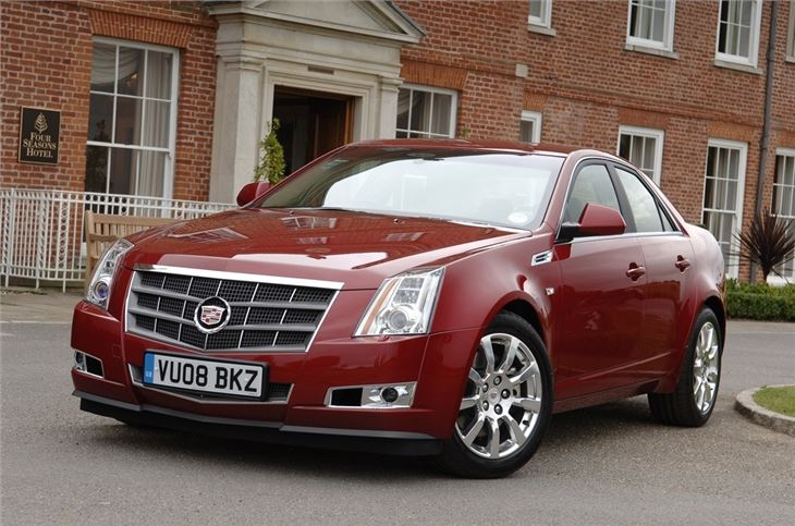Cadillac CTS 2008 - Car Review | Honest John