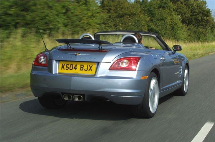 Chrysler Crossfire 2003 Car Review Honest John