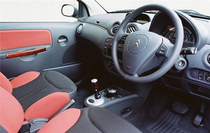 Citroen C2 2003 - Car Review | Honest John