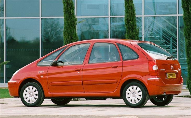 Citroen Xsara Picasso 2000 - Car Review | Honest John