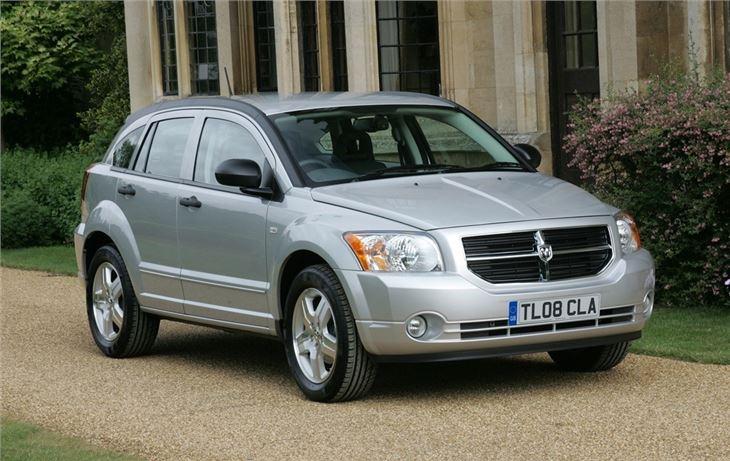 Dodge Caliber 2006 - Car Review | Honest John
