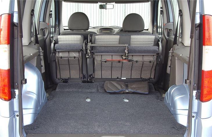 fiat doblo 2001 car review honest john. Black Bedroom Furniture Sets. Home Design Ideas