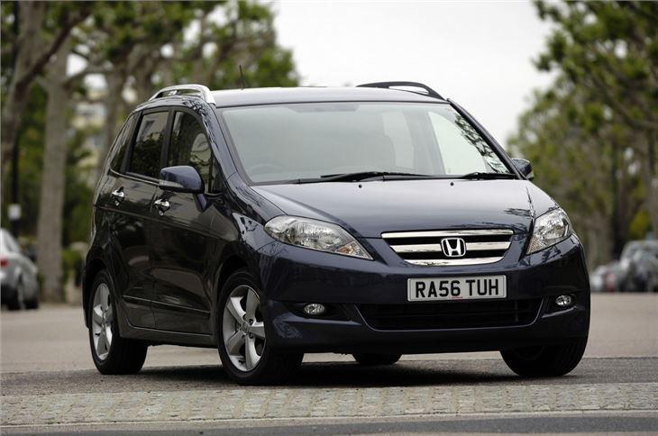 Honda FR-V 2004 - Car Review | Honest John