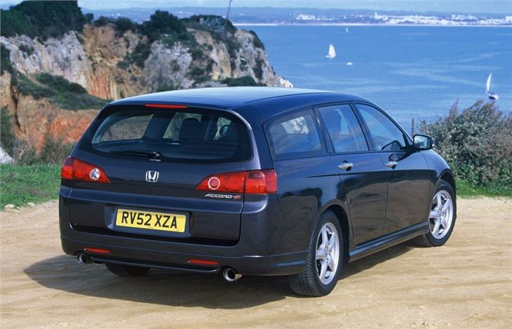 Honda Accord Tourer 2003 Car Review Honest John