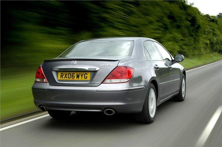 Honda Legend 2006 - Car Review | Honest John