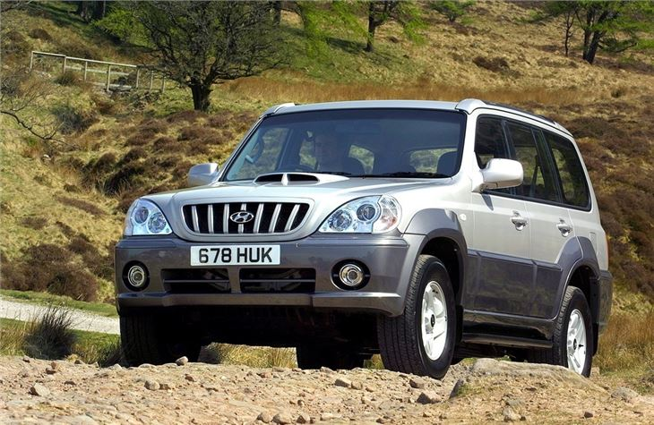 Hyundai Terracan 2003 - Car Review | Honest John