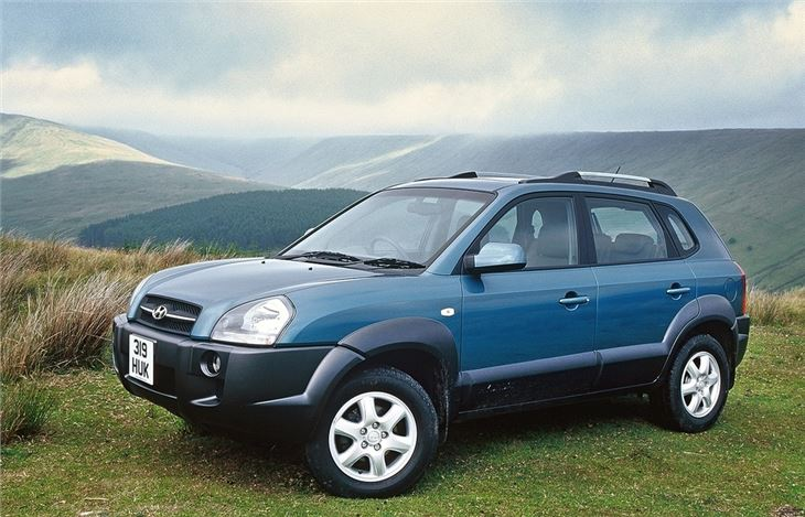 Hyundai Tucson 2004 Car Review Honest John