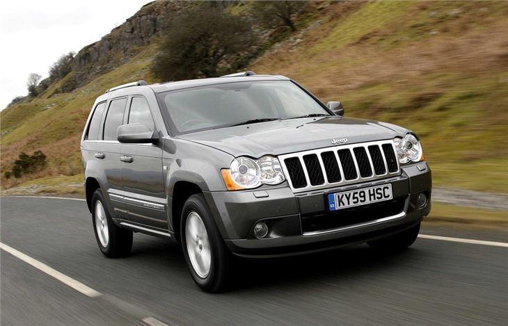 Jeep Grand Cherokee 2005 - Car Review | Honest John