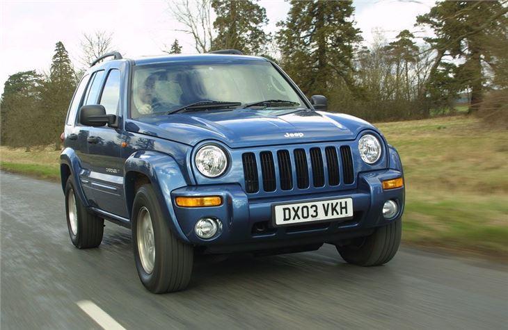 jeep cherokee 2002 2007 honest john