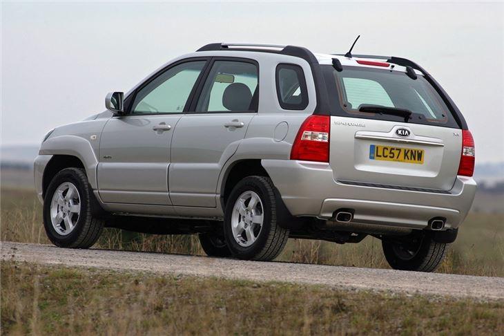 KIA Sportage 2005 - Car Review   Honest John