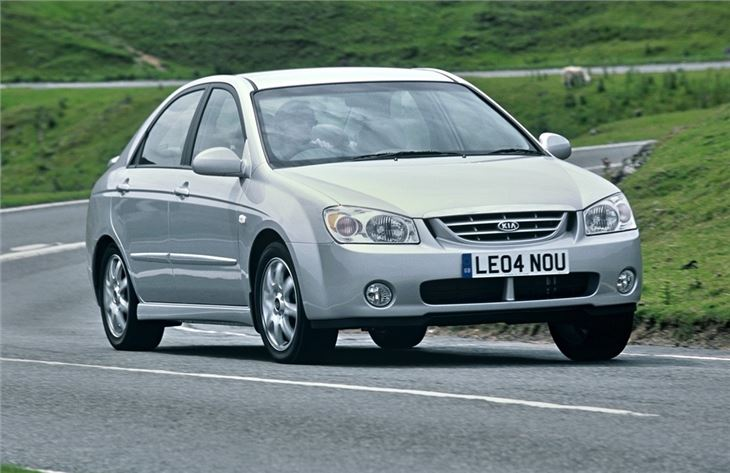 Kia Cerato 2004 Car Review Honest John