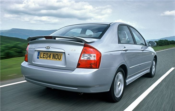Kia Cerato 2004 Car Review Honest John