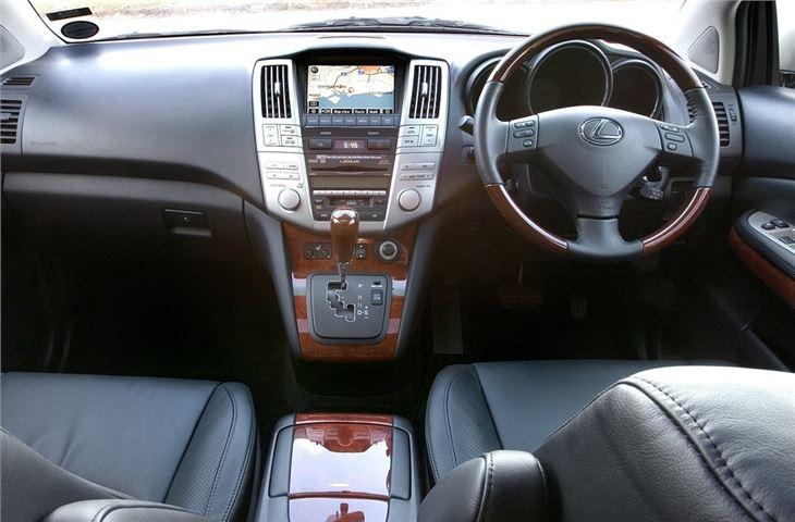 Lexus RX350 2006 - Car Review | Honest John