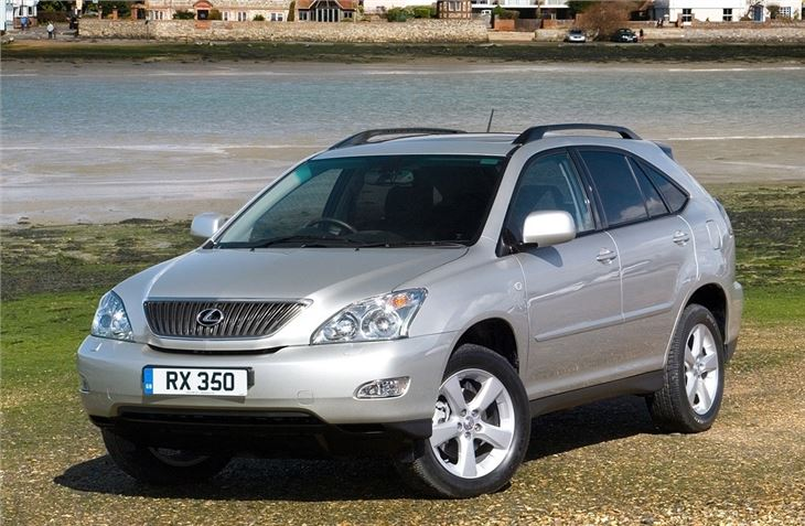 Lexus Rx350 2006 Car Review Honest John