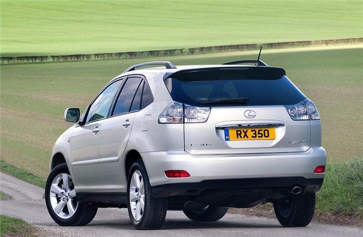 2005 Toyota Rav4 For Sale >> Lexus RX350 2006 - Car Review | Honest John