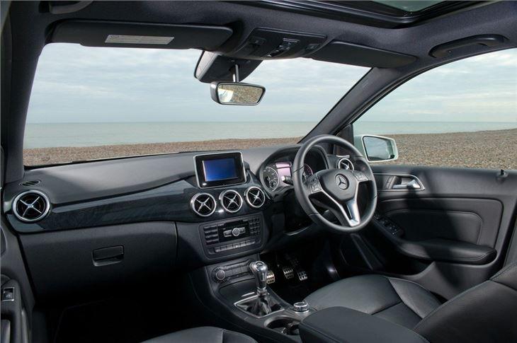 Mercedes B Class Sport Specifications