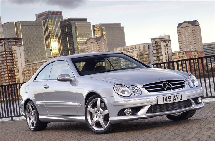 Second Wind BMW >> Mercedes-Benz CLK-Class 2002 - Car Review | Honest John