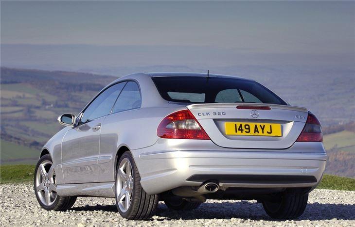 Mercedes Benz Clk Coupe  Kompressor Avantgarde Test