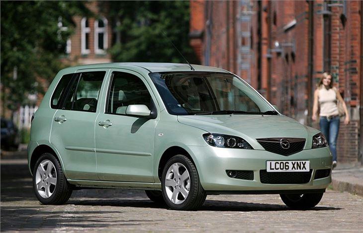 Mazda 2 2003 Car Review Honest John