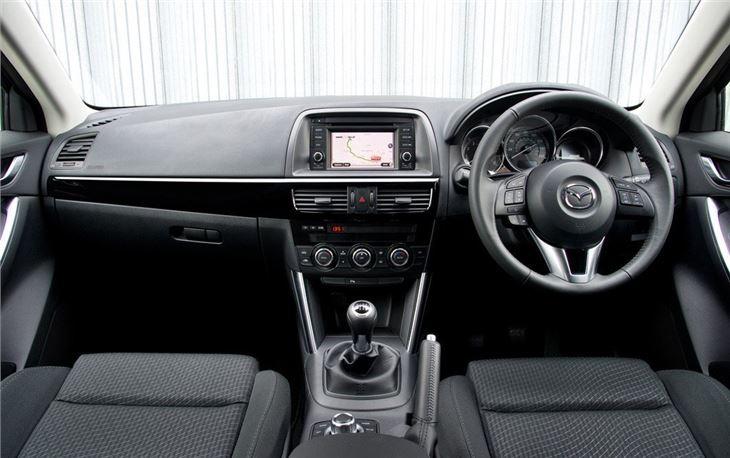 Mazda Cx5 2012 Car Review Honest John