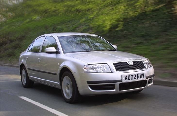 Skoda Superb 2002 Car Review Honest John