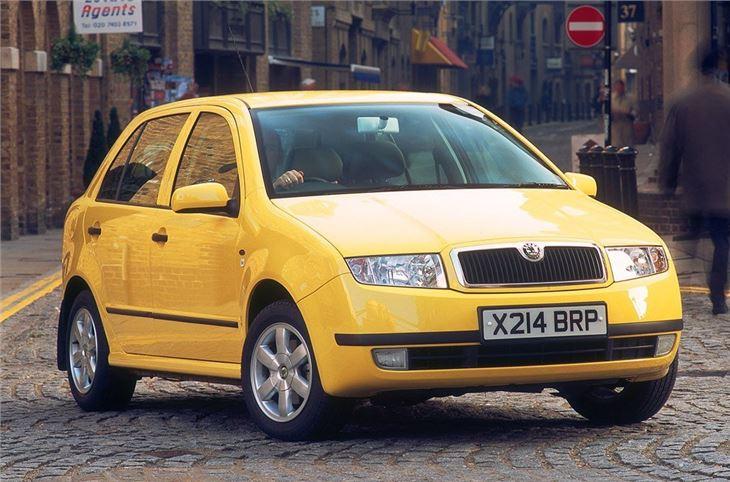 Honda Accord Forum >> Skoda Fabia 2000 - Car Review | Honest John