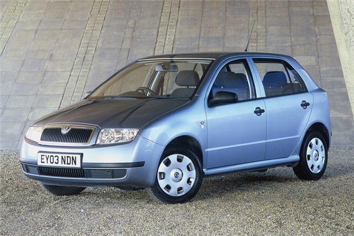 Skoda Fabia 2000 Car Review Honest John