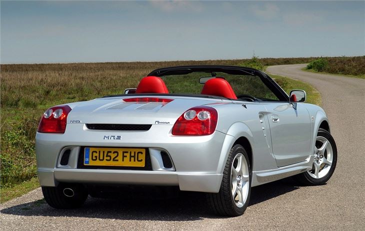 Toyota Mr2 2000 Car Review Honest John