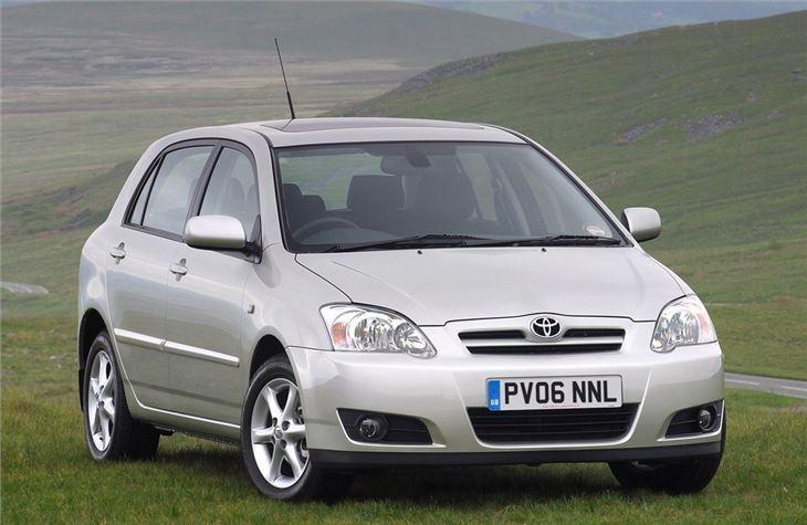 Toyota Corolla (2002u20132007)