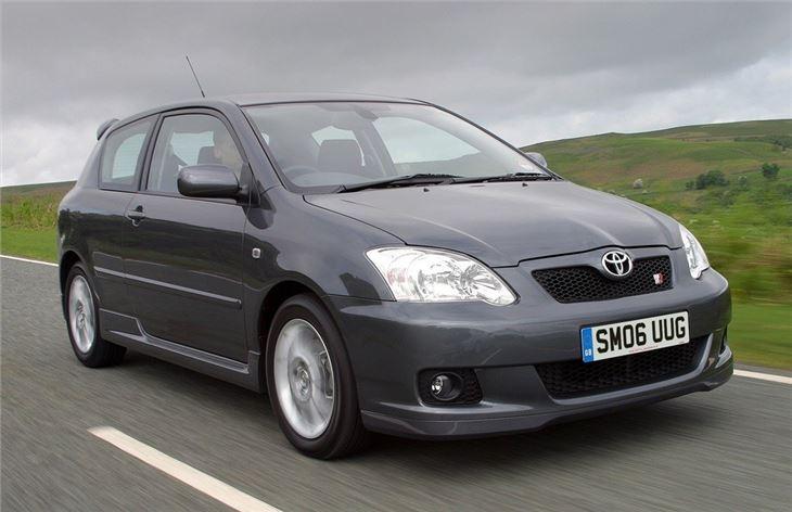 toyota corolla 2002 - car review   honest john