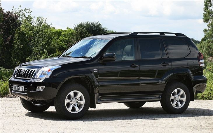 Toyota Land Cruiser (2003u20132009)