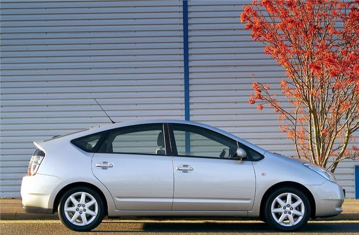 Toyota Prius 2003 Car Review Honest John