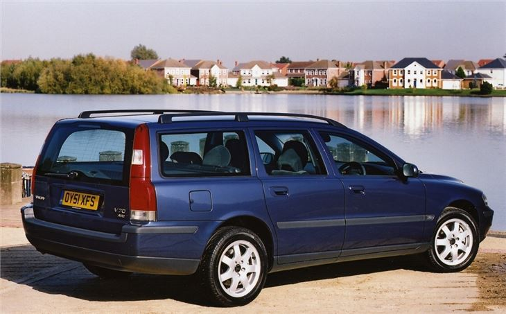 Volvo V70/XC70 2000 - Car Review | Honest John