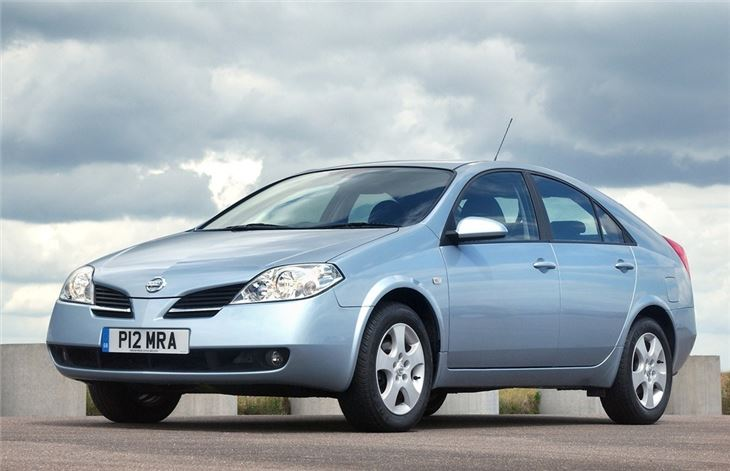nissan primera p12 2002   car review honest john