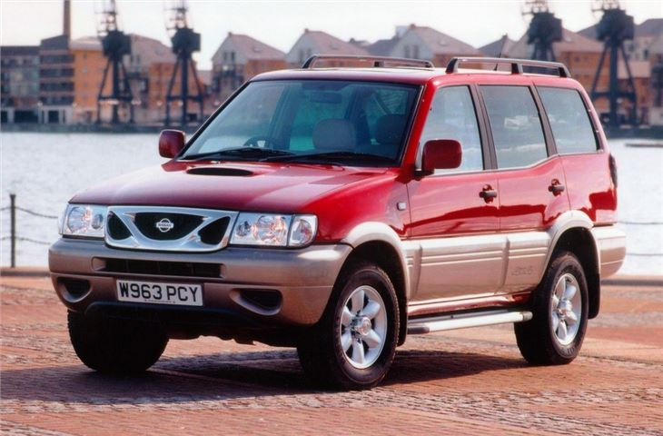 Nissan Suv For Sale >> Nissan Terrano II 1993 - Car Review | Honest John