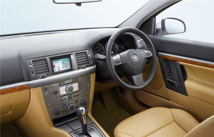 Vauxhall Vectra C 2002 Car Review Honest John