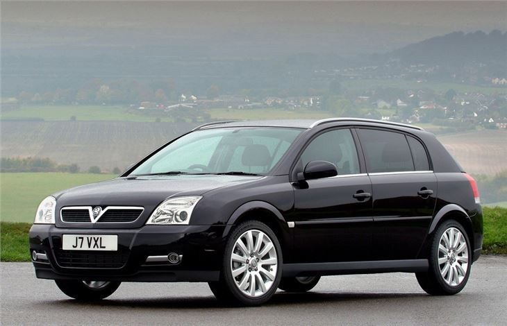 Vauxhall Signum 2003 Car Review Honest John