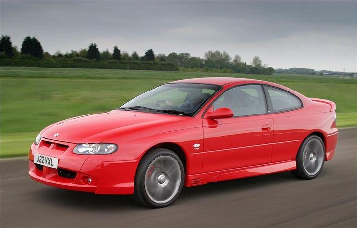 Vauxhall Monaro 2004 Car Review Honest John