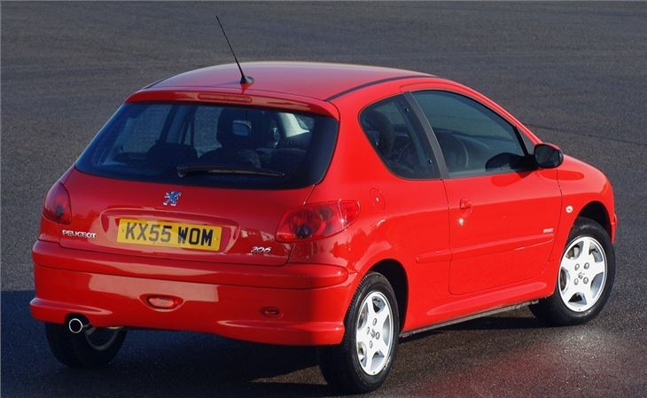 Peugeot 206 1998 - Car Review | Honest John