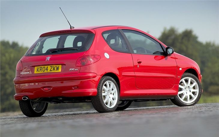 Honda Fit Forum >> Peugeot 206 1998 - Car Review | Honest John