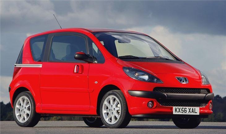 Peugeot 1007 2005 Car Review Honest John