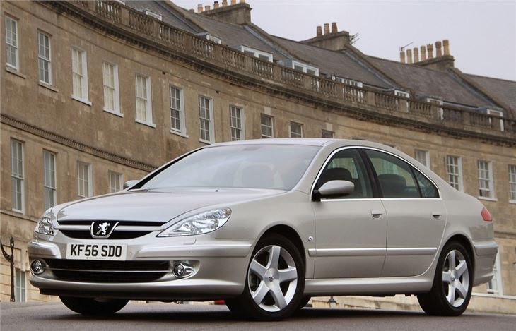 Peugeot 607 2000 Car Review Honest John