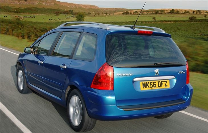 peugeot 307 sw 2002 - car review | honest john