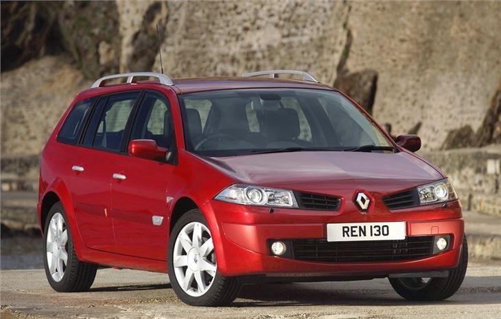 Renault Megane Ii Sport Tourer 2003