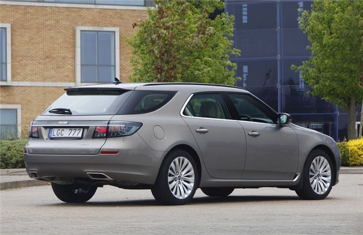Saab 9 5 Sportwagon 2011 Car Review Honest John