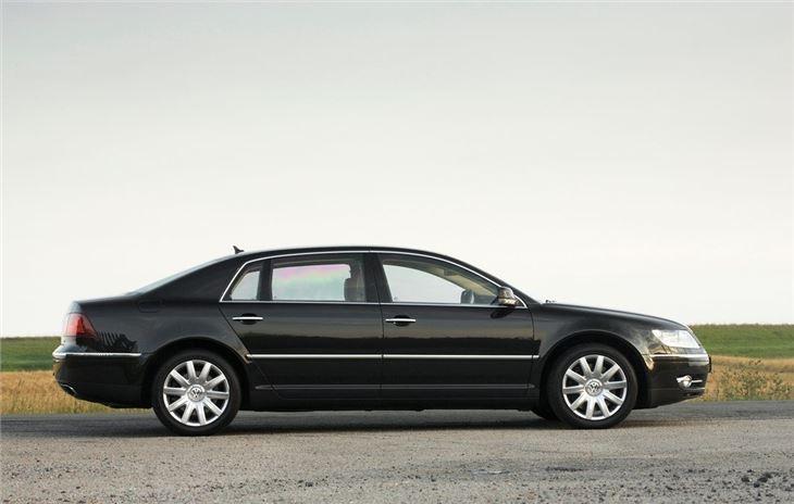 Volkswagen Phaeton 2002 - Car Review | Honest John