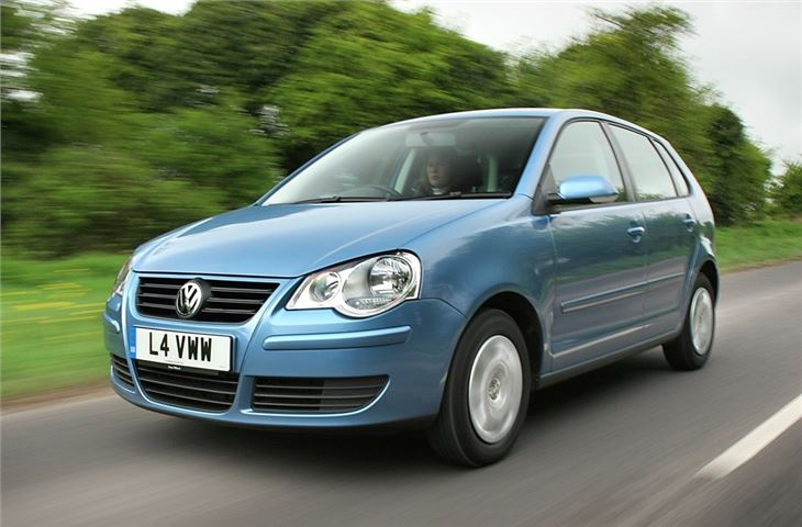 Drums For Sale >> Volkswagen Polo IV 2005 - Car Review | Honest John
